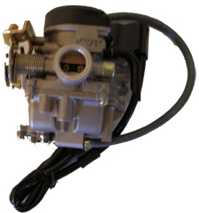 Carburetor for 50cc Dayang Scooter and other Chinese Scooters